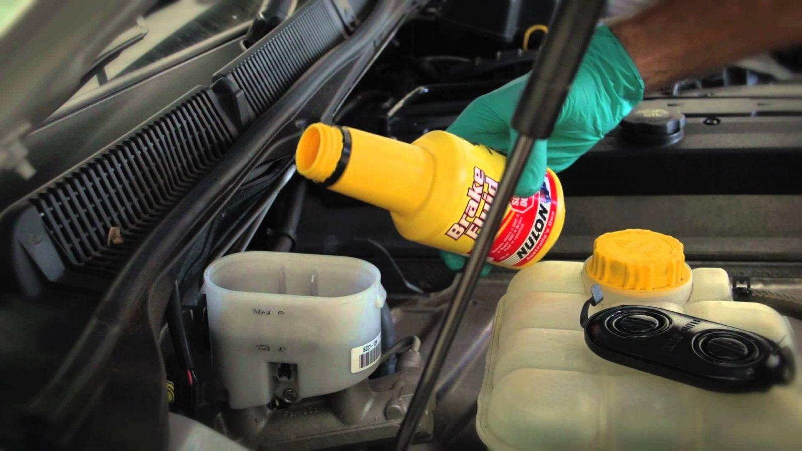 Low Brake Fluid What A Mistake Check It Now Car From Japan