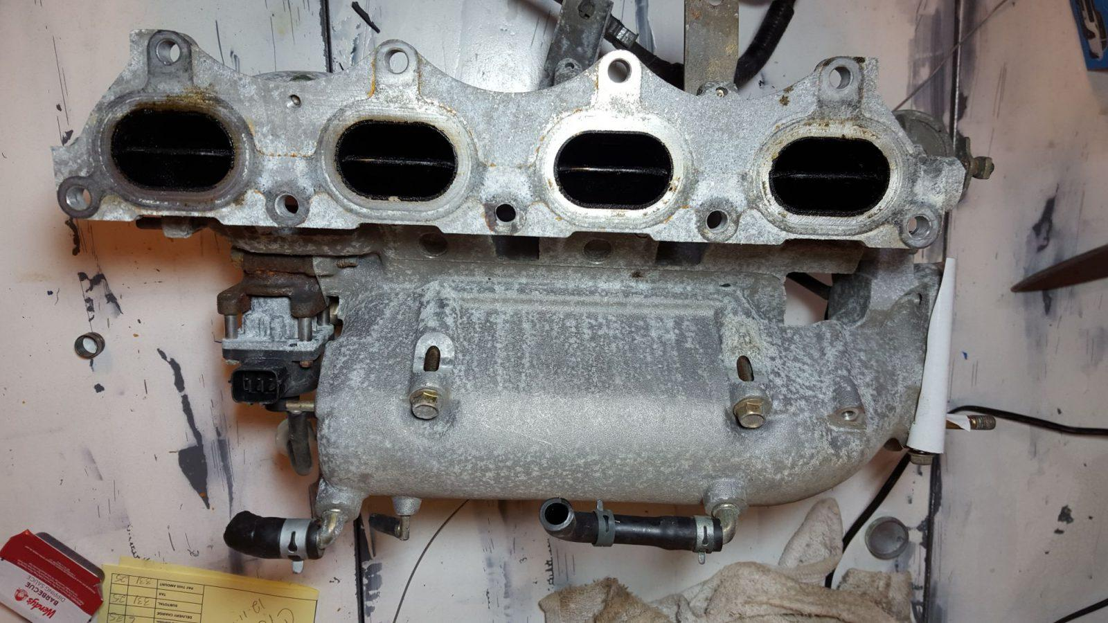 Oil in Intake Manifold: The Reasons and Consequences - CAR ...