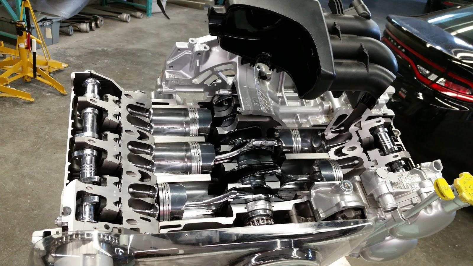 The Advantages And Disadvantages Of Boxer Engine - CAR ...