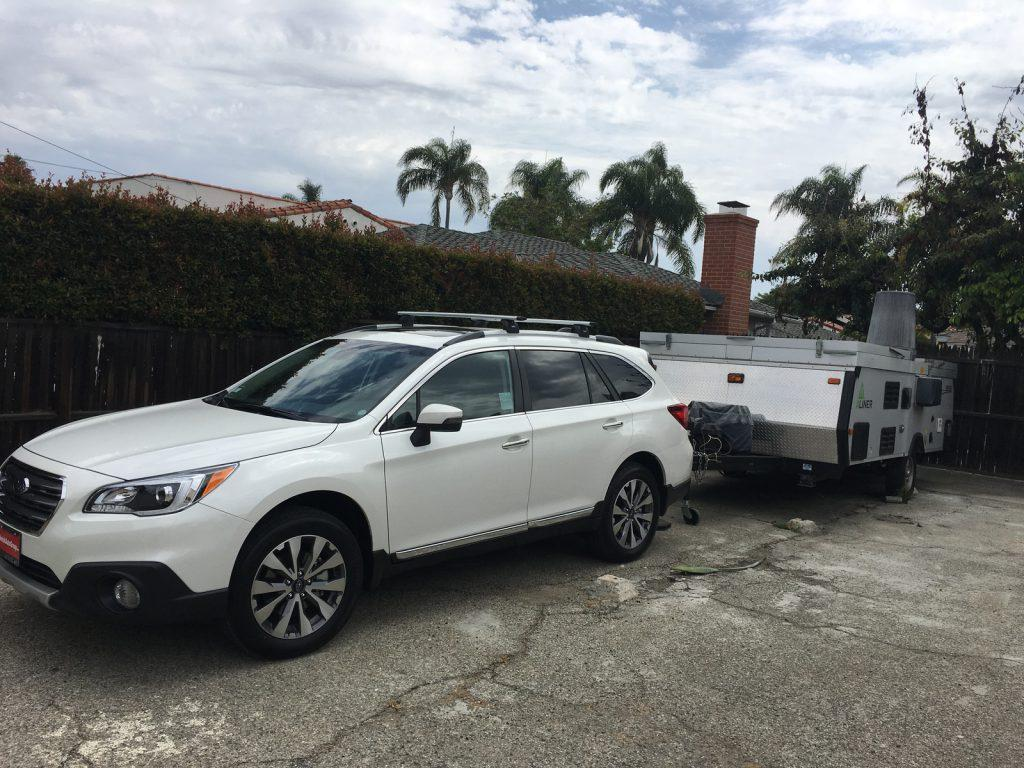 subaru outback towing capacity - all you need to know