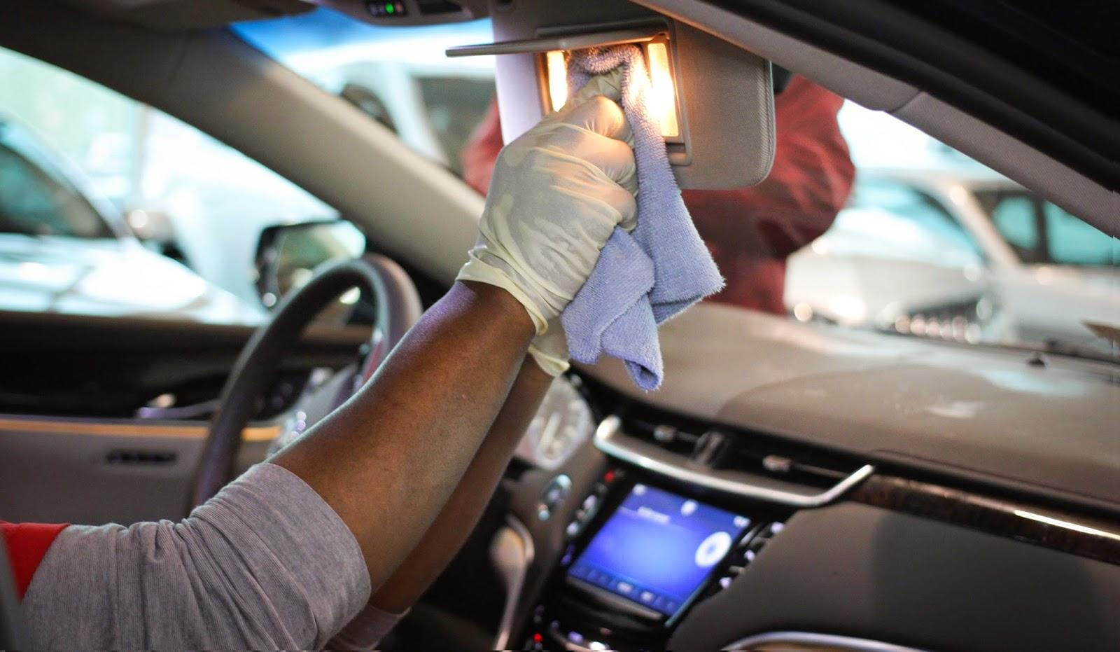 Keeping Car Interior Clean And Fresh With Genious Tips