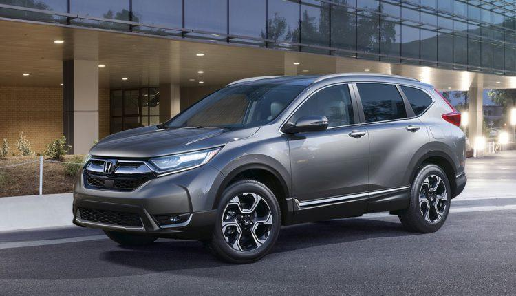 honda crv 2018 vs 2017