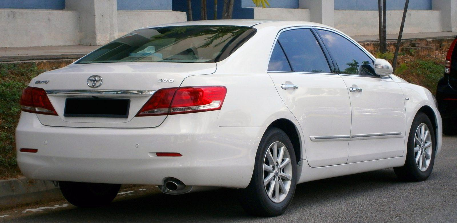Deal-Breaker Or Not: 2009 Toyota Camry Problems - CAR FROM JAPAN