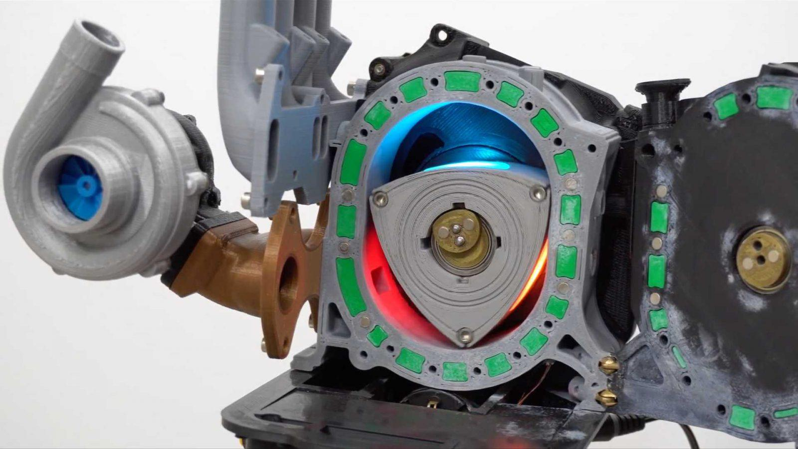 Mdx Vs Pilot >> Why Rotary Engine Is Perfect For Hydrogen Fuel? - CAR FROM JAPAN