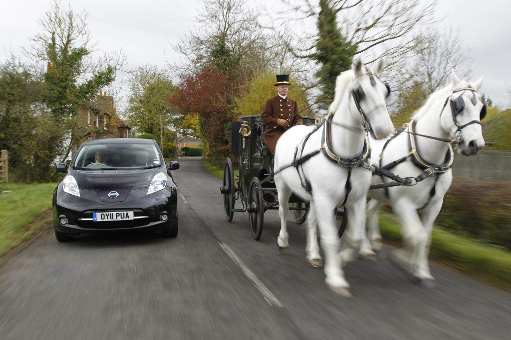 The Reason Behind The Name Given To Horse Power Car From