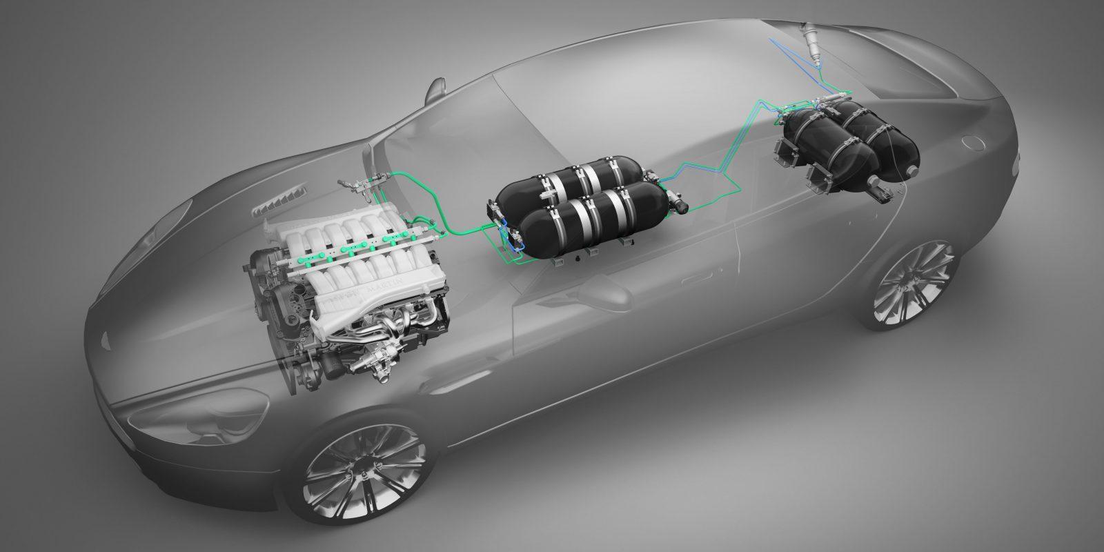 водородный двигатель и бензиновый картинки собрал
