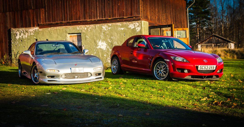 The Difference Between Mazda RX8 Vs RX7 - CAR FROM JAPAN