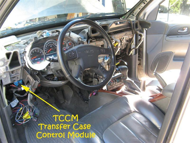 Tccm Location on 2006 Dodge Ram 2500 Tcm Fuse Location
