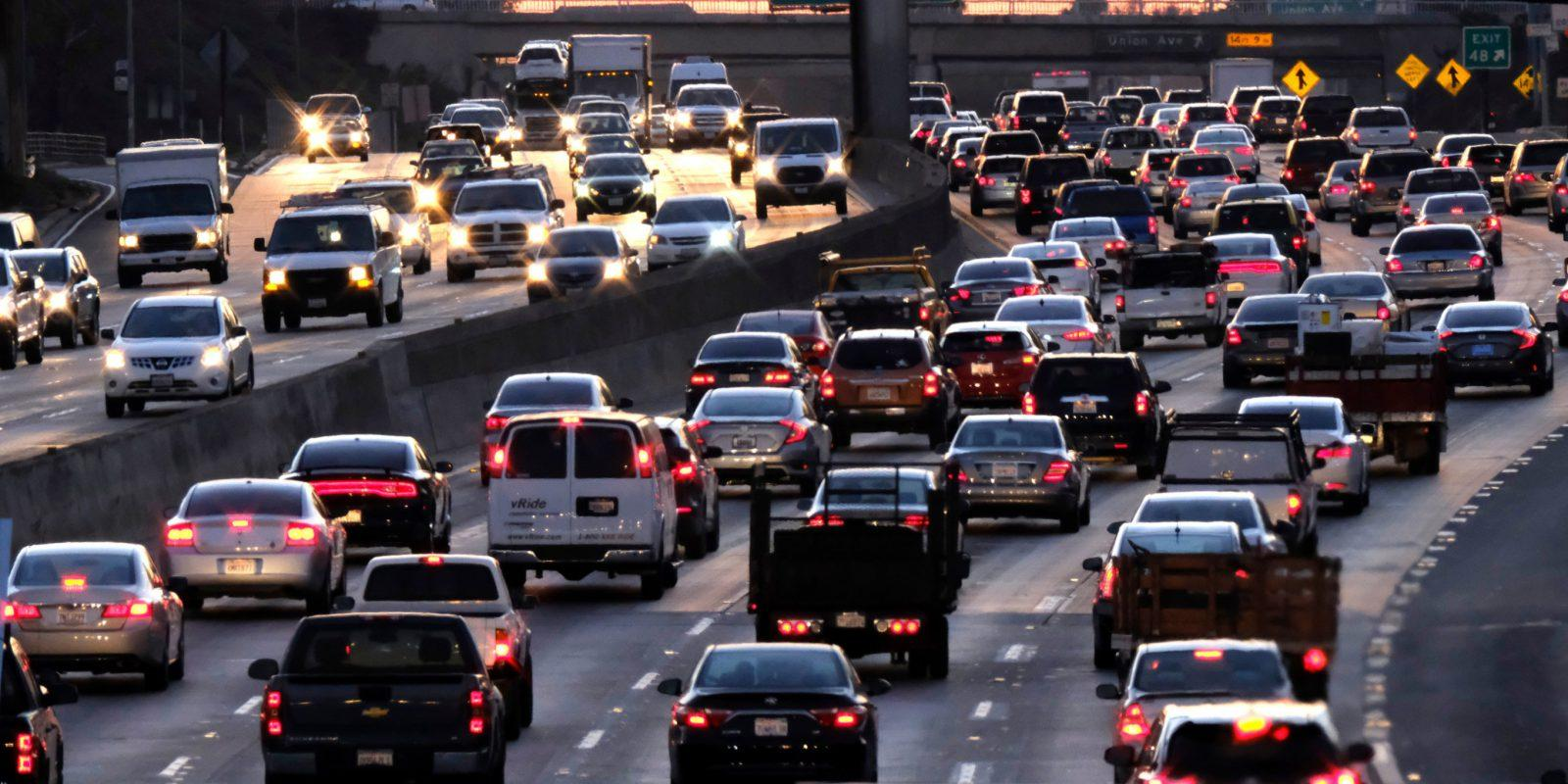 Your CITIES WITH THE WORST TRAFFIC Again
