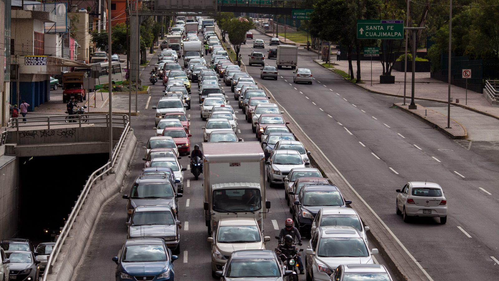 For Your CITIES WITH THE WORST TRAFFIC