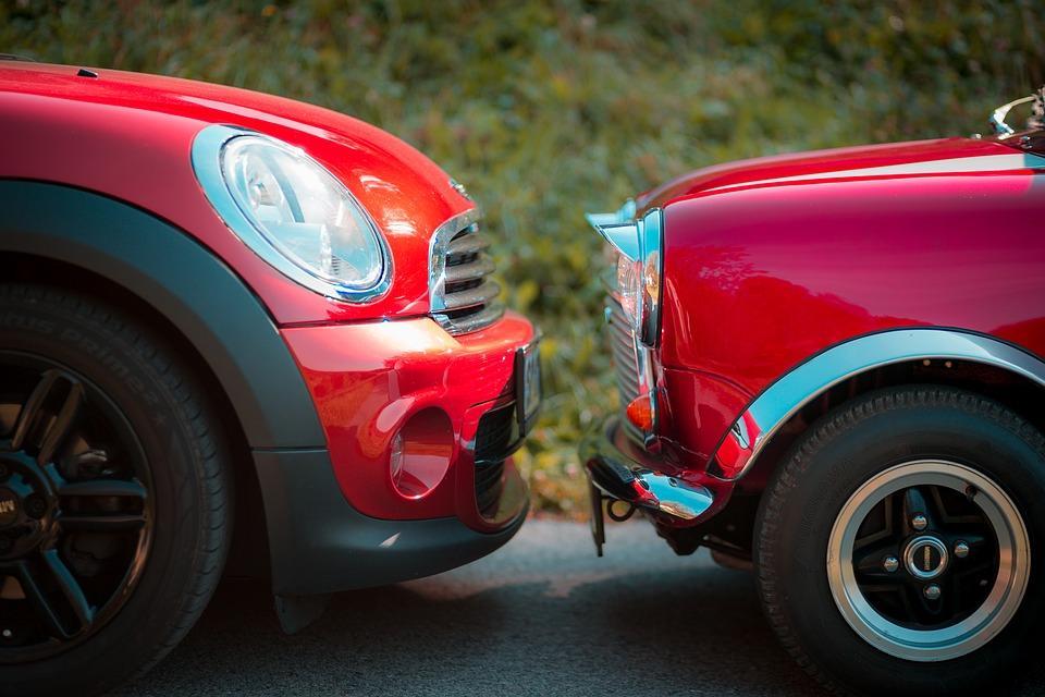Mini Cooper Spare Tire >> Where Do You Find The Mini Cooper Spare Tire Car From Japan