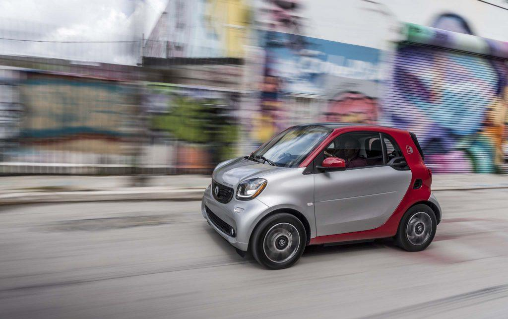 How Many Miles Per Gallon Does A Smart Car Get Car From