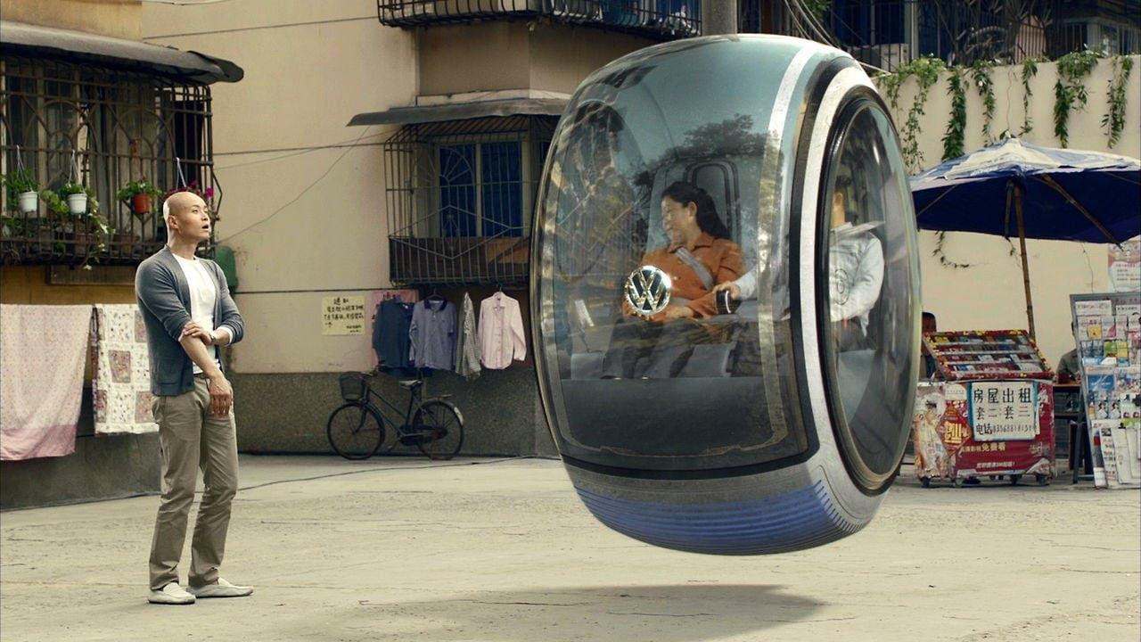 Is Volkswagen Hover Car The Future Of Cars Car From Japan