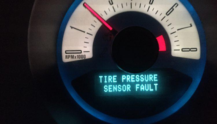 How To Fix Tire Pressure Sensor Fault? - CAR FROM JAPAN
