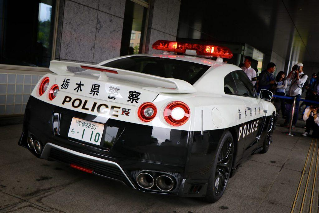 Top Japanese Police Cars - The List | CAR FROM JAPAN