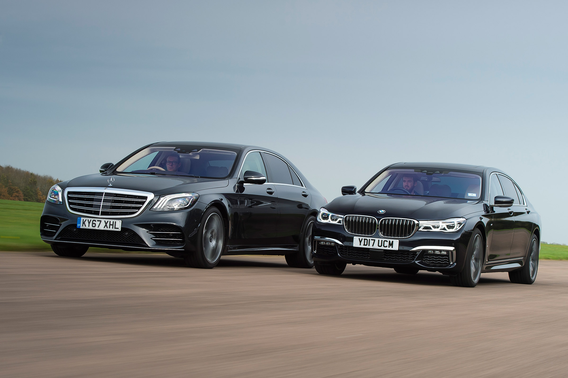 Bmw Vs Mercedes The Battle Of Luxury Brands Car From Japan