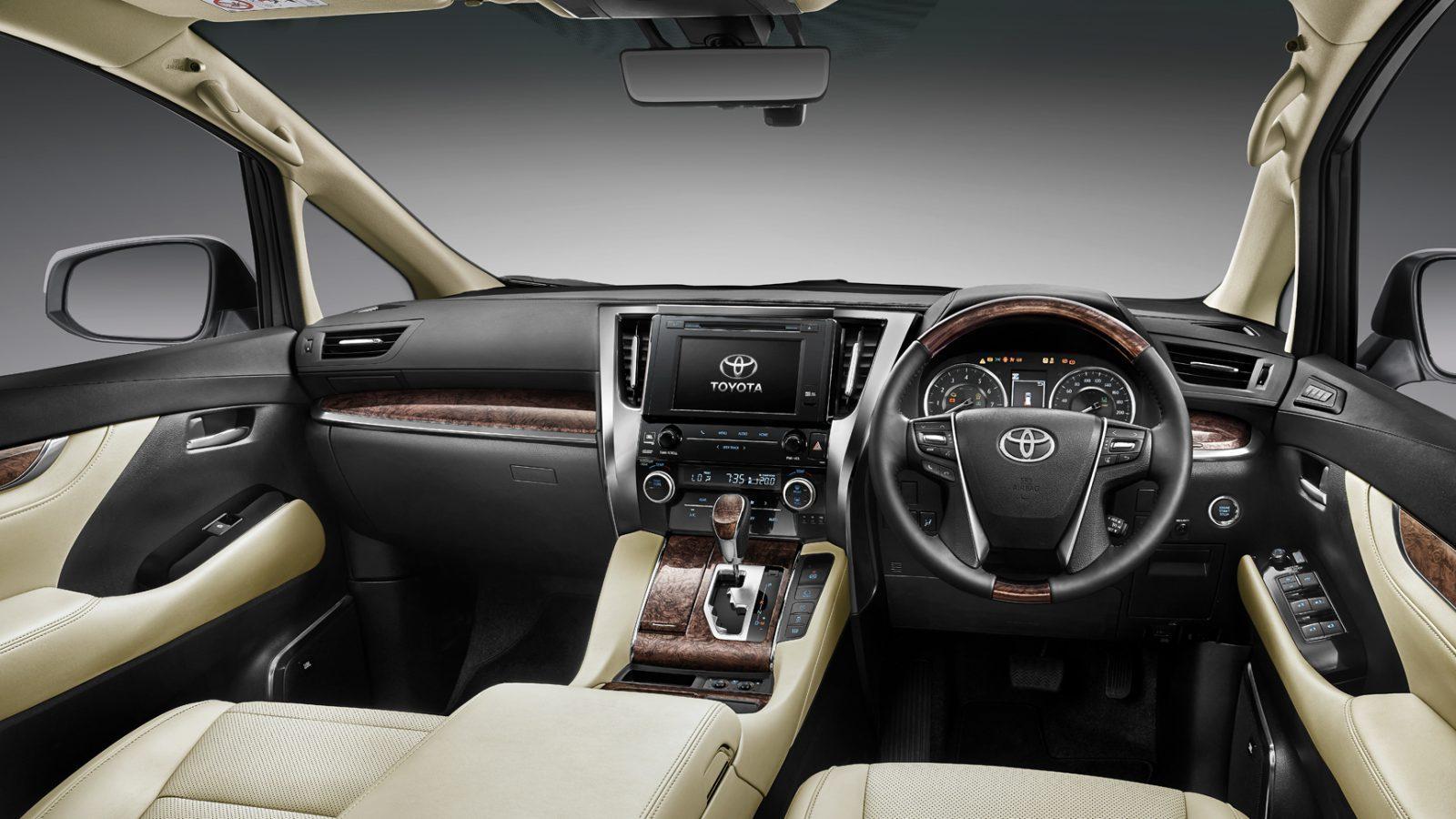Toyota Vellfire Vs Alphard: Understanding Both Creations - CAR FROM