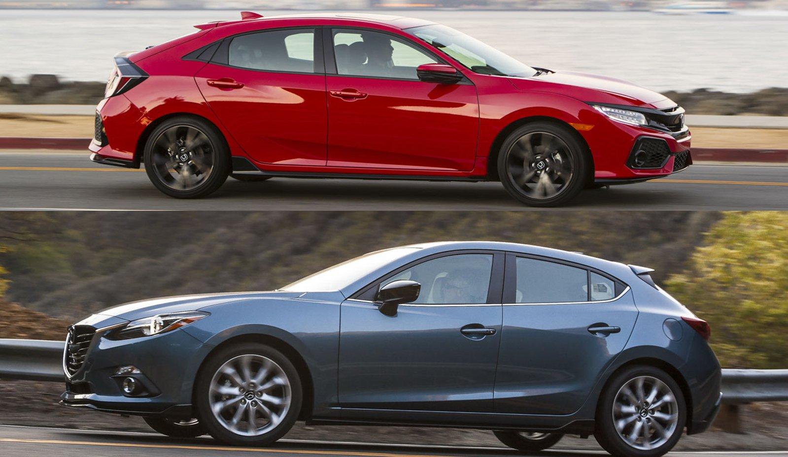 Mazda3 Vs Mazda6 >> Mazda3 Vs Mazda6 Upcoming New Car Release 2020