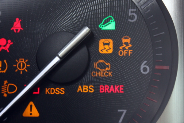 Common Causes Of Traction Control Light Coming On Car