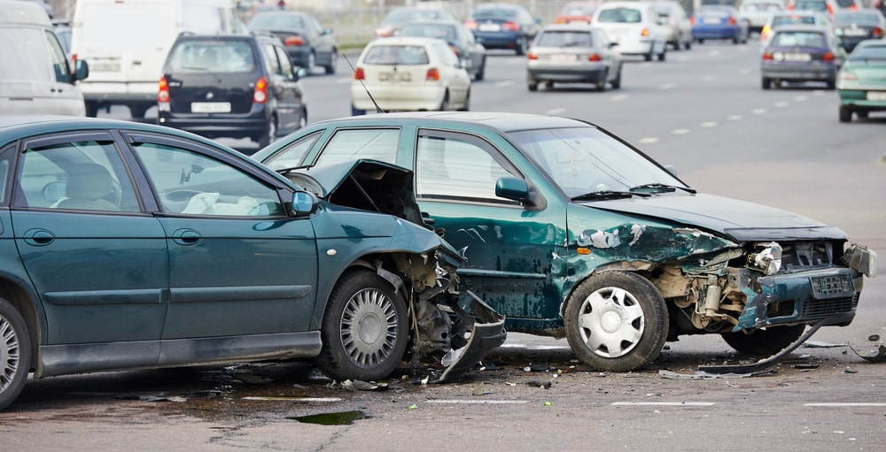 falling asleep while driving crashes