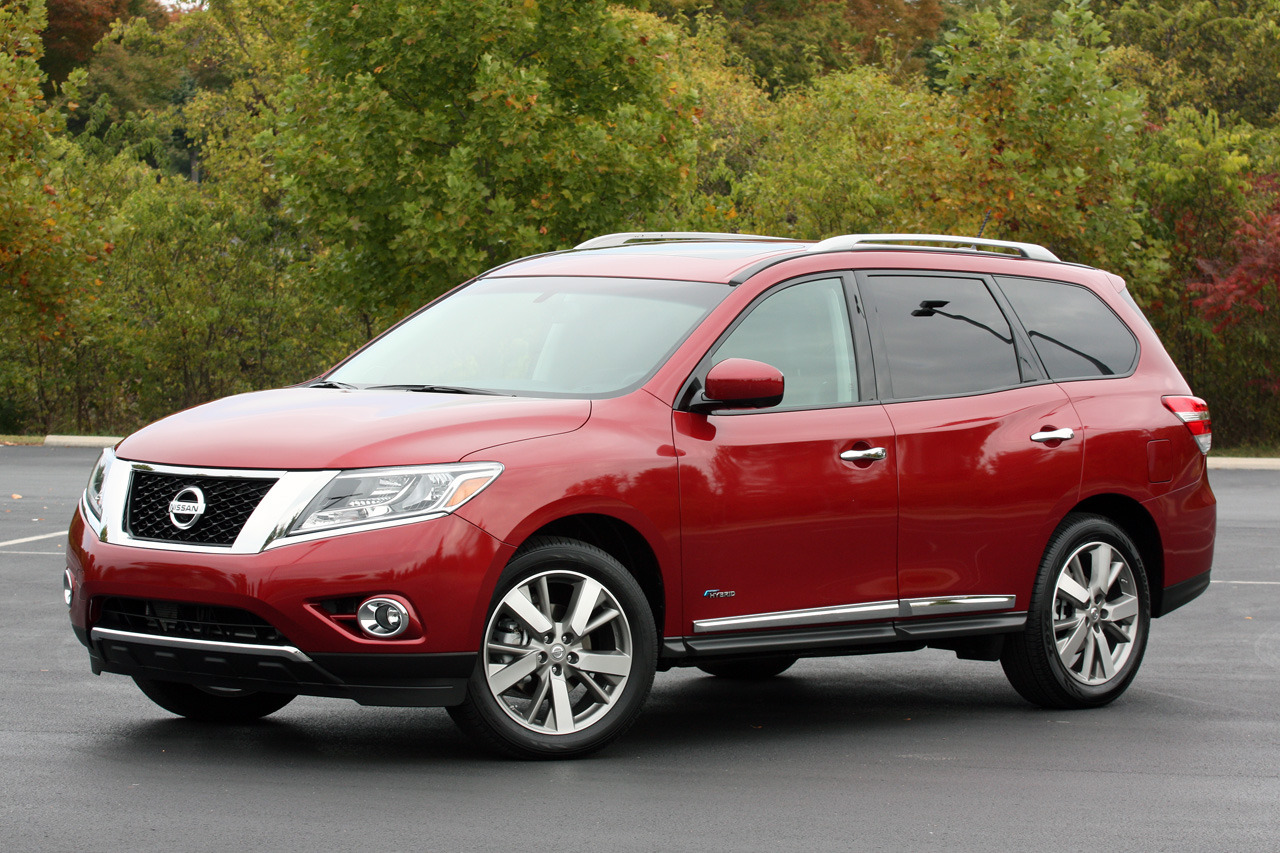 Brief Reviews of Four Nissan Hybrid Cars - CAR FROM JAPAN