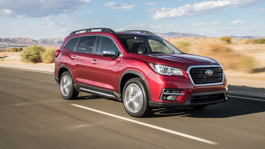 The Best 7 Passenger Vehicles for a Comfortable Family ...