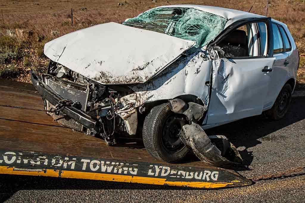 car accident cause